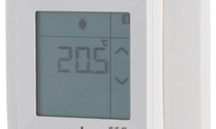 Eaton připravuje nový dotykový termostat